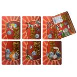 стратегическая игра набор вспомогательных карточек HOBBY WORLD для игры Пиратский Манчкин (2е рус. изд.)