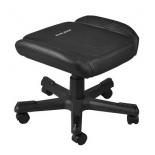 игровое компьютерное кресло пуфик DXRacer FR/FX0/N, чёрный