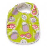 Товар для кормления Happy Baby Waterproof Baby Bib лайм, купить за 215руб.