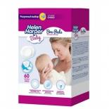 товары для гигиены мамы Прокладки на грудь Helen Harper Bra Pads 60 шт.
