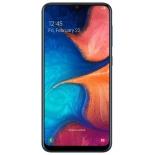 смартфон Samsung Galaxy A20 (2019) SM-A205F 3/32Gb, синий