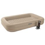 матрац надувной Intex 66810 Kidz Travel Bed Set с ручным насосом