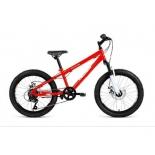 велосипед Altair MTB HT 20 2.0 (2018), красный