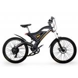 велосипед электровелосипед Hoverbot XB-1 (запас хода 60 км, нагрузка 120 кг), чёрный