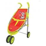 транспорт для кукол Прогулочная коляска Mary Poppins Cherry 67338