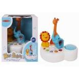 ночник для детской Наша Игрушка (510) Зоопарк (свет, звук)