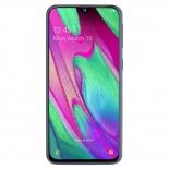 смартфон Samsung Galaxy A40 (2019) SM-A405F 4/64Gb, черный
