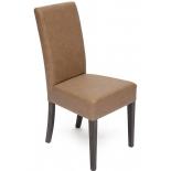 стул TetChair Ditta Венге, экокожа коричневый (Colorado Terra)