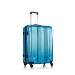 Чемодан L`case Bangkok BCP-01-12 Синий L 31х47х72 см, купить за 2 805руб.