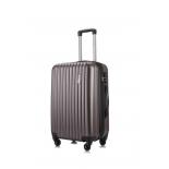 чемодан L`case Krabi BCP-12-02 (с расширением) S 21х37х54 см (42 л), кофейный