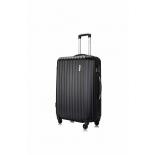 чемодан L`case Krabi BCP-12-02  L 31х47х72 см, 105 л, черный