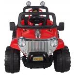 электромобиль Pilsan Snappy (05-239),  красный