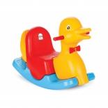 качалка детская утенок Pilsan Happy Duck (06-166-T)