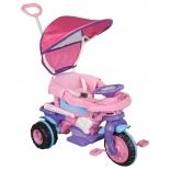 Трехколесный велосипед Pilsan Maxi (07-134), розовый