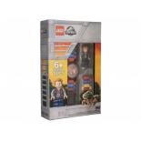 часы наручные с минифигуркой LEGO (8021261) Мир Юрского периода