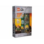 часы наручные LEGO 8021278 Jurrasic World. Клэр, с минифигуркой