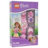 часы наручные LEGO 8021247 (Серия Friends) Оливия