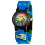 часы наручные LEGO 8021285 Jurrasic World с минифигуркой