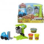 набор для лепки игровой Hasbro Play-Doh E5400 Кран-Погрузчик
