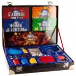 настольная игра Набор для фокусов Fantastic Большой набор фокусника (42) Чемодан чудес