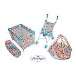 транспорт для кукол Набор Mary Poppins Фантазия  (3 в 1) 67320