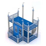 мебель для кукол Замок Нордпласт Снежная Королева 593