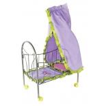 мебель для кукол Кровать с балдахином Mary Poppins Бабочки (67274)