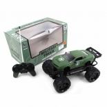 игрушки для мальчиков Наша Игрушка DH-8106C Машина, Военная, 4 канала, свет