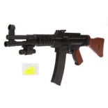 Оружие игрушечное Винтовка Наша Игрушка (ES869-NSM303B), купить за 1 270руб.