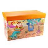 ящик для игрушек Корзина Наша Игрушка (zxl20171103244) Динозаврики