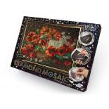 набор для вышивания алмазная мозаика Danko Toys Diamond Mosaic Цветы (DM-01-06)