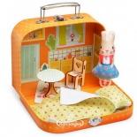 товар для детского творчества Бумбарам (dd-4) Набор Мой уютный домик Зайка