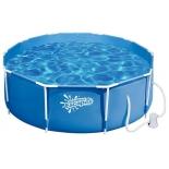 бассейн каркасный Summer Escapes Polygroup P20-1042-A (305х106 см) 6300л
