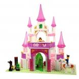 Конструктор Sluban Розовая мечта M38-B0153 Фантастический замок (271 деталь), купить за 930руб.