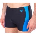 спортивная одежда для плавания Arena Ren Short Black/Pix Blue/Turquoise, 000991 508, размер: 48 (RU)