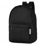 рюкзак городской Nosimoe 8304-03 стеганый, черный