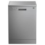 Посудомоечная машина Beko DFN 05W13 S, серебристая