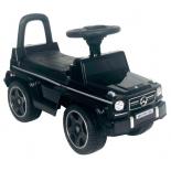 каталка RiverToys Mercedes-Benz G63 JQ663, черная