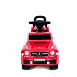 каталка RiverToys Mercedes-Benz G63 JQ663, красная