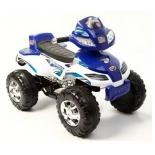 электромобиль RiverToys JY20A8, синий