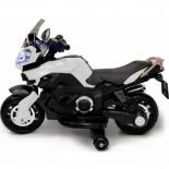 электромобиль RiverToys Moto E222KX, белый