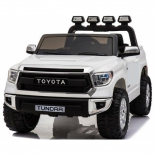электромобиль RiverToys Toyota Tundra Mini JJ2266, белый