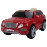 электромобиль RiverToys Bentley Bentayga JJ2158, красный