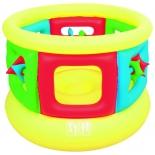 батут детский BestWay 52056 (надувной) 152х107 см