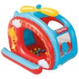 надувная игрушка Игровой центр BestWay 93502 Вертолёт