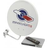комплект спутникового телевидения Триколор Full HD U510 (046/91/00007718) Сибирь, + смарт-карта