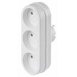 разветвитель электропитания Buro BU-PS3-W, белый