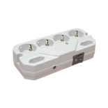 сетевой фильтр Most СHV, 5м, (6 розеток) белый