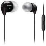 гарнитура для телефона Philips SHE3515BK, черная