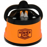 ножеточка Borner с вакуумным креплением, оранжевая